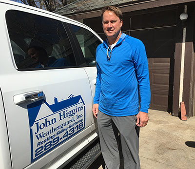 Lovely John Started The Company In 1984 And Has Never Looked Back. John Higgins  Weatherguard, Inc. Specializes In Roofing, ...