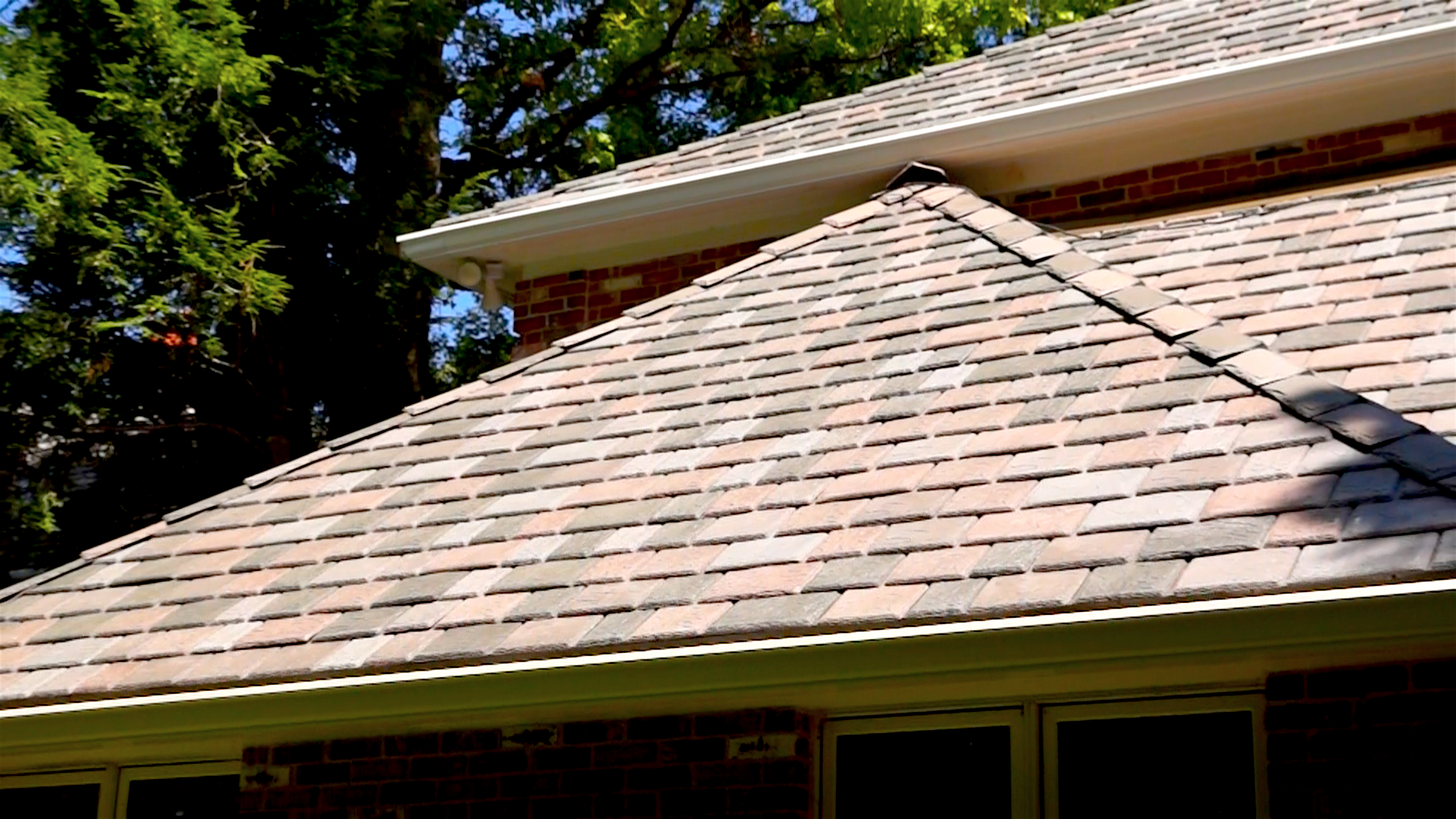 Davinci roof cedar shake roof by davinci roofscapes Davinci roofing products