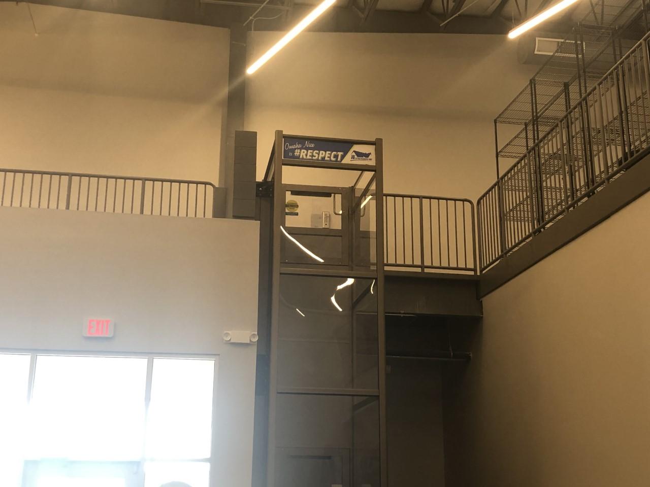 UBT_Elevator